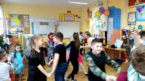 Balik karnawałowy w klasach młodszych 2018_2