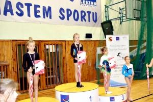 Międzywojewódzkie Zawody w Akrobatyce Sportowej 2017