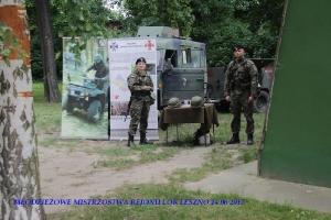 Mistrzostwa Leszczyńskiego Rejonu LOK w strzelectwie sportowym 2017_11