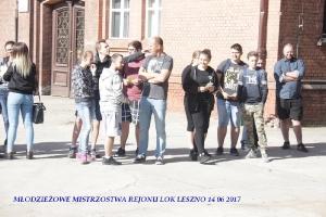Mistrzostwa Leszczyńskiego Rejonu LOK w strzelectwie sportowym 2017_1
