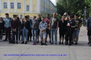 Mistrzostwa Leszczyńskiego Rejonu LOK w strzelectwie sportowym 2017_3