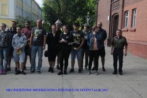 Mistrzostwa Leszczyńskiego Rejonu LOK w strzelectwie sportowym 2017_4