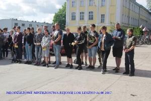 Mistrzostwa Leszczyńskiego Rejonu LOK w strzelectwie sportowym 2017_9