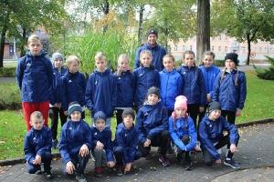 Mistrzostwa Powiatu Sztafety-przełaj 2019_6