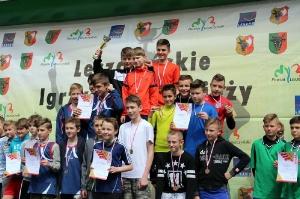 Mistrzostwa Powiatu w Biegach Przełajowych 2017