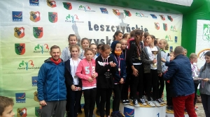 Mistrzostwa Powiatu w sztafetowych biegach przełajowych 2016