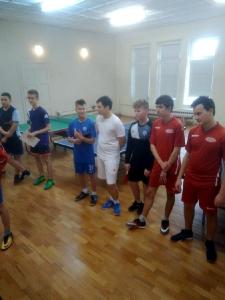 Turniej Tenisa Stołowego_9