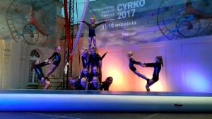 UKS Sokolik na CYRKO 2017