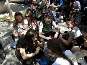 Wycieczka klas 2 i 3 gimnazjum (2017)