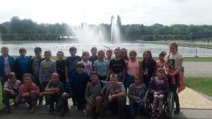Wyczieczka klasy 4 do Wrocławia