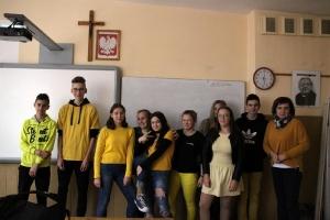 Kolorowy dzień - żółty