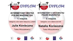 Mistrzostwa Polski Mażoretek online 2020