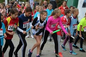 Mistrzostwa Powiatu Sztafety-przełaj 2019
