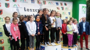 Mistrzostwa Powiatu w sztafetowych biegach przełajowych 2016_10