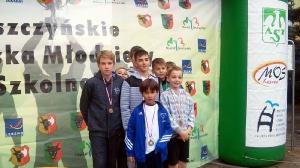 Mistrzostwa Powiatu w sztafetowych biegach przełajowych 2016_21