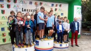 Mistrzostwa Powiatu w sztafetowych biegach przełajowych 2016_22
