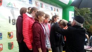 Mistrzostwa Powiatu w sztafetowych biegach przełajowych 2016_26