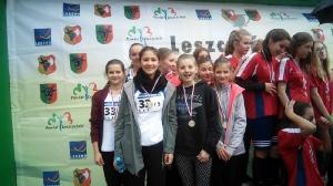 Mistrzostwa Powiatu w sztafetowych biegach przełajowych 2016_28