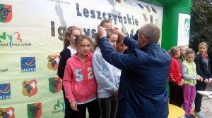Mistrzostwa Powiatu w sztafetowych biegach przełajowych 2016_5