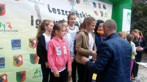 Mistrzostwa Powiatu w sztafetowych biegach przełajowych 2016_6