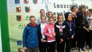 Mistrzostwa Powiatu w sztafetowych biegach przełajowych 2016_9