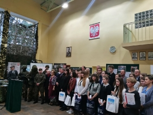 Rita Skorupińska finalistką konkursu historycznego